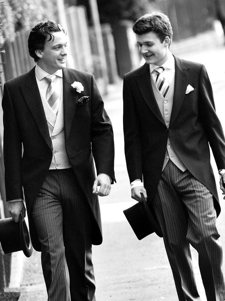 Black Tie Tuxedo Formal Wear Bespoke Suit Savile Row Tailor, London and Cheshire