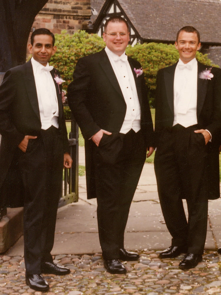 Black Tie Tuxedo Formal Wear Bespoke Suit Savile Row Tailor, London and Cheshire Phillip Alexander