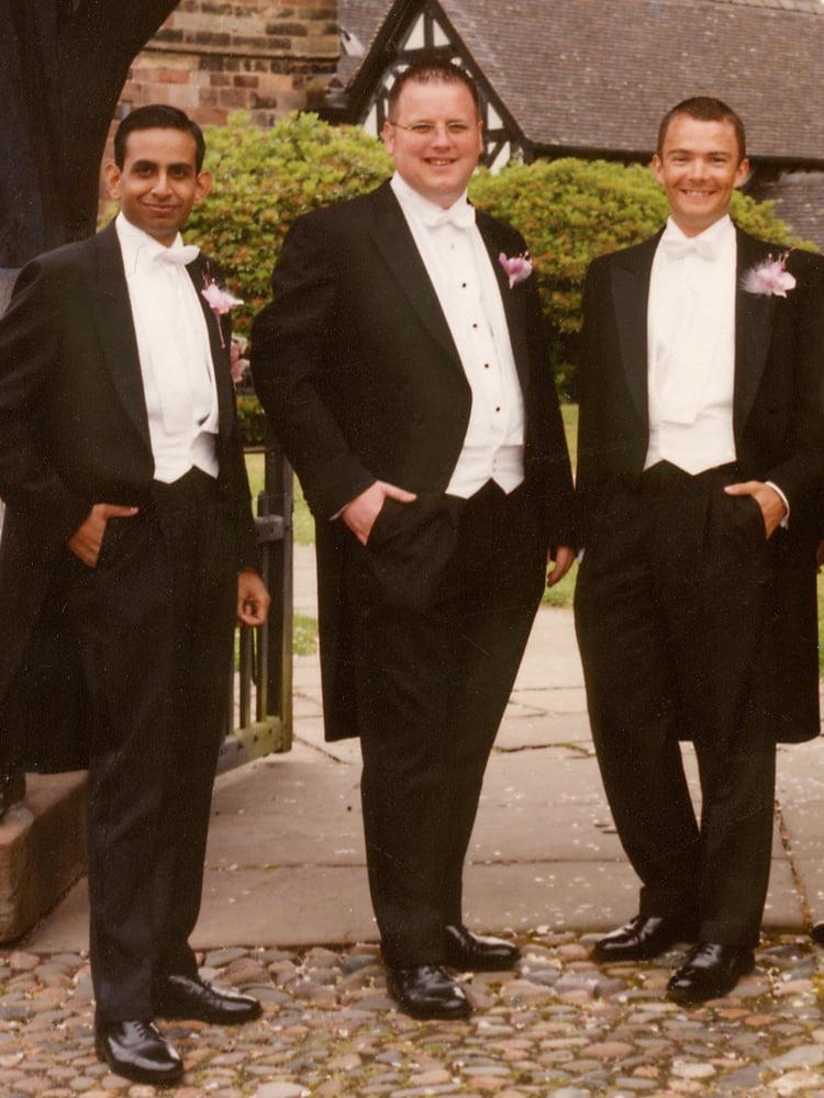 Black Tie Tuxedo Formal Wear Bespoke Suit Savile Row Tailor, London and Cheshire Phillip Alexander