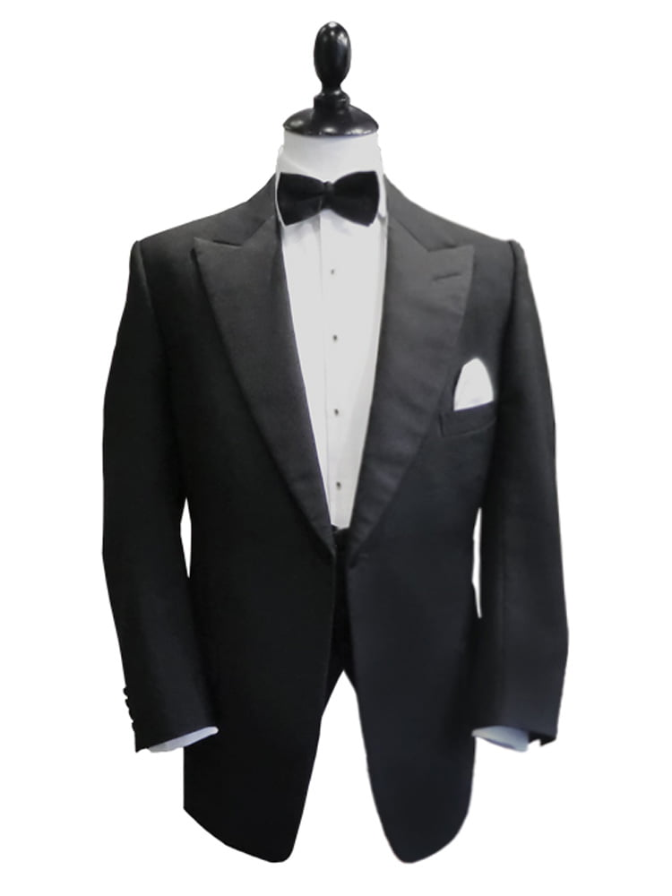 Black Tie Formal Wear Bespoke Suit Savile Row Tailor, London and Cheshire