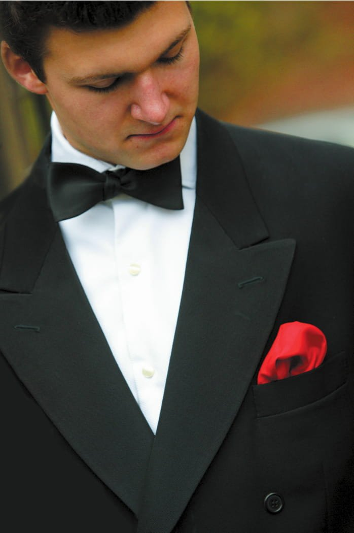 Black Tie Tuxedo Formal Wear Bespoke Suit Savile Row Tailor, London and Cheshire