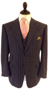 Bespoke Tailored Suit Savile Row Tailor, London and Cheshire